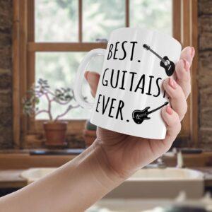 Best. Guitarist. Ever. – Printed Mug