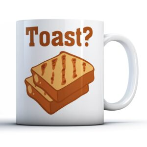 Toast – Printed Mug