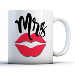 Mrs Lips – Printed Mug