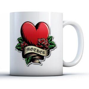 Mother Tattoo – Printed Mug