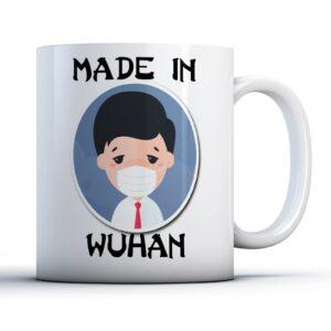 Made In Wuhan – Printed Mug