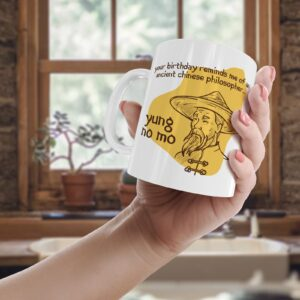 Old Chinese Philosopher  – Printed Mug