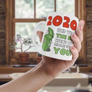 2020 Bins Went Out More  – Printed Mug