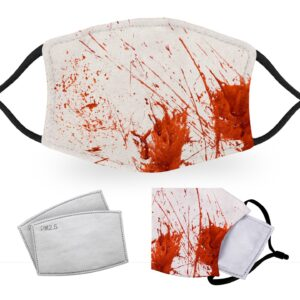Bloody Doctor – Halloween Costume – Adult Face Masks – 2 Filters Included