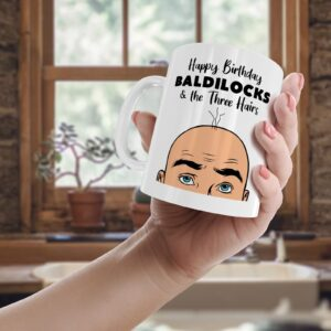 Baldilocks  – Printed Mug