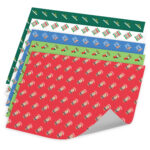 Funny Selection of Christmas –  Novelty Wrapping Paper Sheet