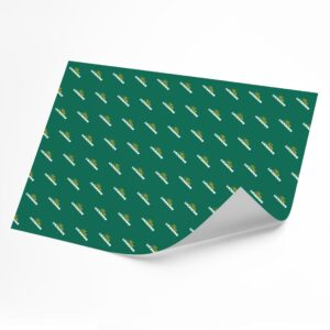 Funny Merry Lockdown Christmas –  Novelty Wrapping Paper Sheet