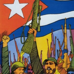 10th Anniversary Cuban Revolution ROWPP003 Art Print A4 A3 A2 A1