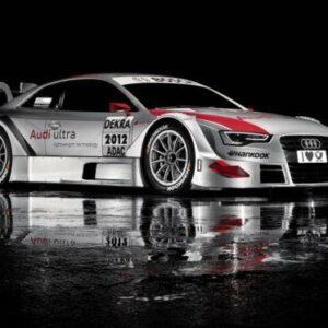 2012 Audi A5 DTM CARS6234 Art Print Poster A4 A3 A2 A1