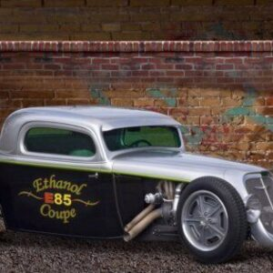 1934 Hot Rods CARS0293 Art Print Poster A4 A3 A2 A1