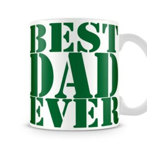 Best Dad Ever Ideal Gift Ver1 – Printed Mug