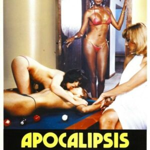 APOCALIPSIS SEXUAL 01 VINTAGE B-MOVIE REPRODUCTION ART PRINT A4 A3 A2 A1
