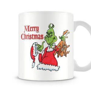 Image Of The Grinch – Printed Mug