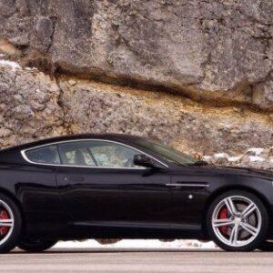 Aston Martin DB9 CARS1478 Art Print A4 A3 A2 A1