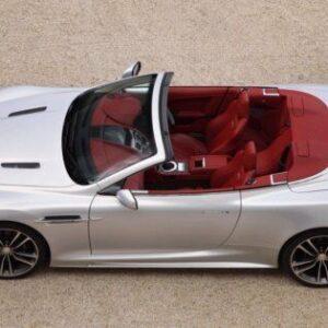 2011 Aston Martin DBS Volante CARS3929 Art Print Poster A4 A3 A2 A1