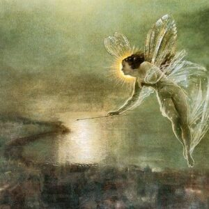 A2 Spirit Of The Night John Atkinson Grimshaw 1879 Picture print on Canvas