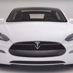 2012 Tesla Model S CARS4538 Art Print Poster A4 A3 A2 A1