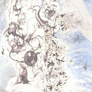 Angel Salvador Dali Reproduction Art Print A4 A3 A2 A1