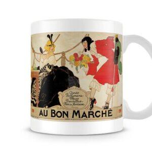 Au Bon Marche – Printed Mug