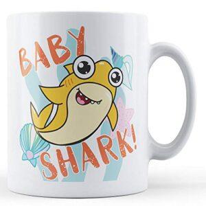 Baby Shark! – Printed Mug