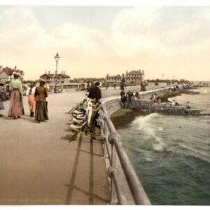 Bognor, New East Parade – English Photochrome – EPC051 In Various Finishes & Sizes