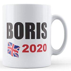 Boris 2020 – Printed Mug