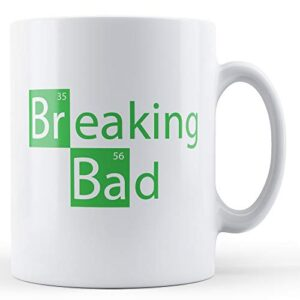 Breaking Bad Element – Printed Mug