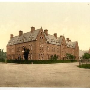 Bridlington, The Convalescent Home – English Photochrome – EPC079 In Various Finishes & Sizes