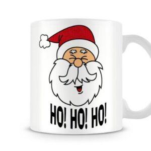Santa Claus Ho Ho Ho – Printed Mug