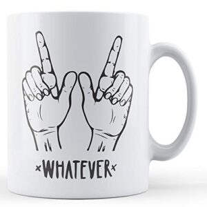 Decorative Whatever – Printed Mug
