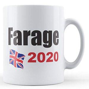 Farage 2020 – Printed Mug