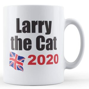 Larry The Cat 2020 – Printed Mug